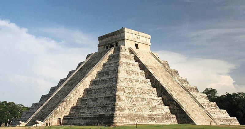 Ruinas Mayas e Chichen